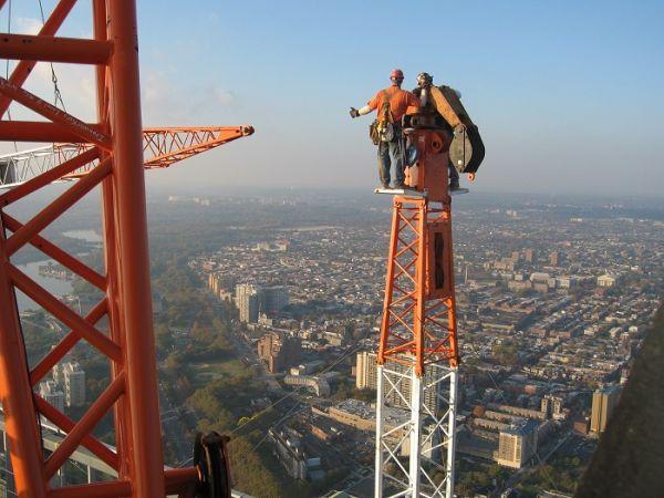Steel Erectors In Philadelphia And New York City