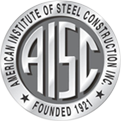 Certified Member of the American Institute of Steel Construction